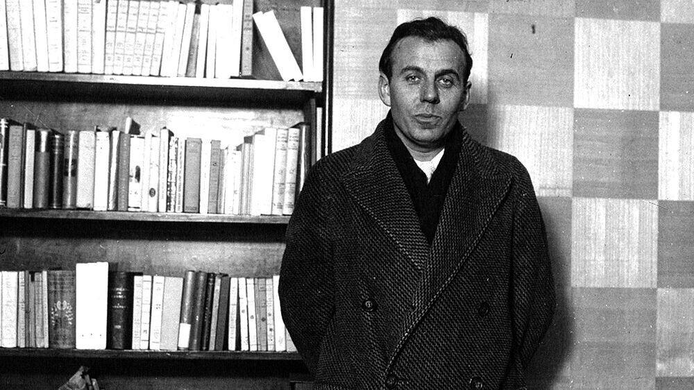 Louis Ferdinand Céline.