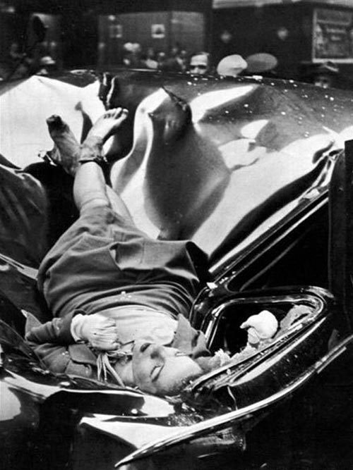 suicidio de Evelyn McHale