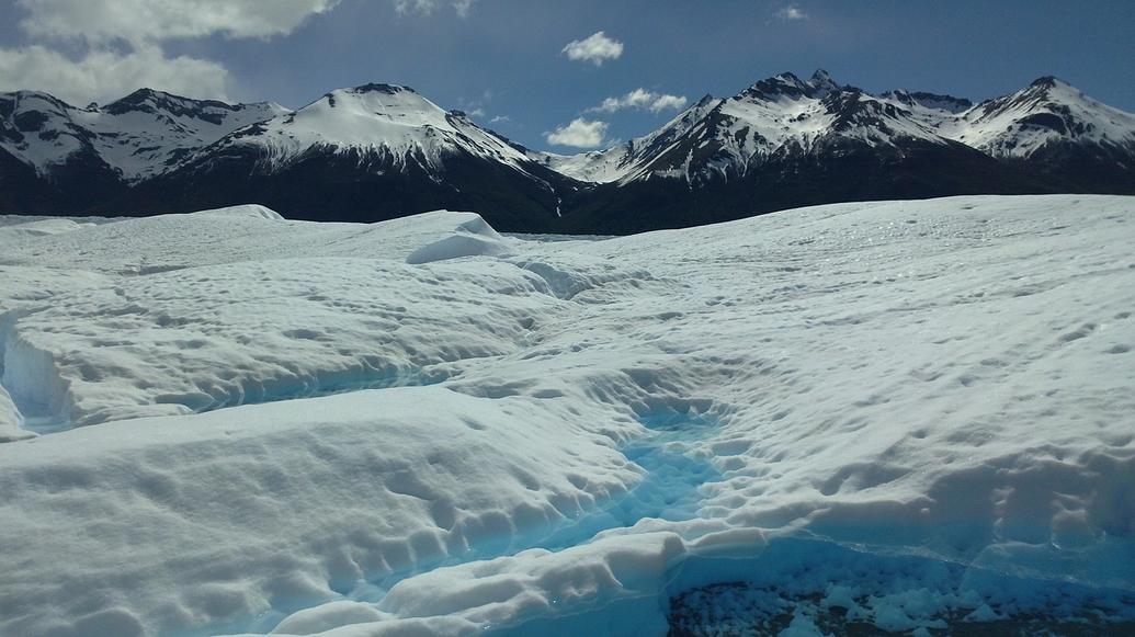 Glaciar.