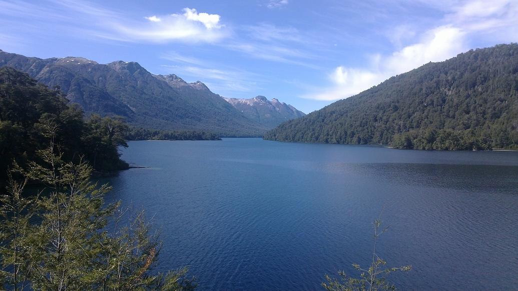 Otro de los lagos.