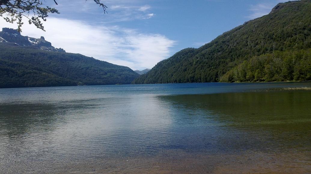 Un lago más.