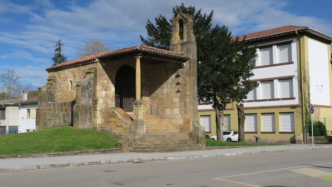 Iglesía de la Santa Cruz.