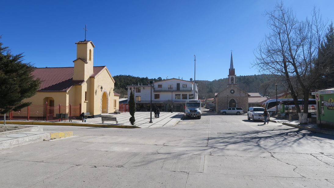 Centro de Creel