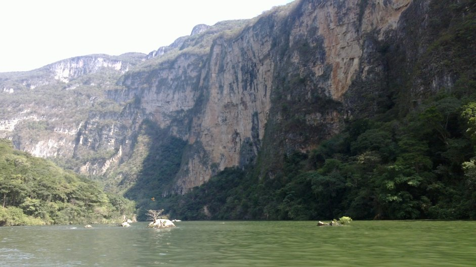 Río Grijalva.