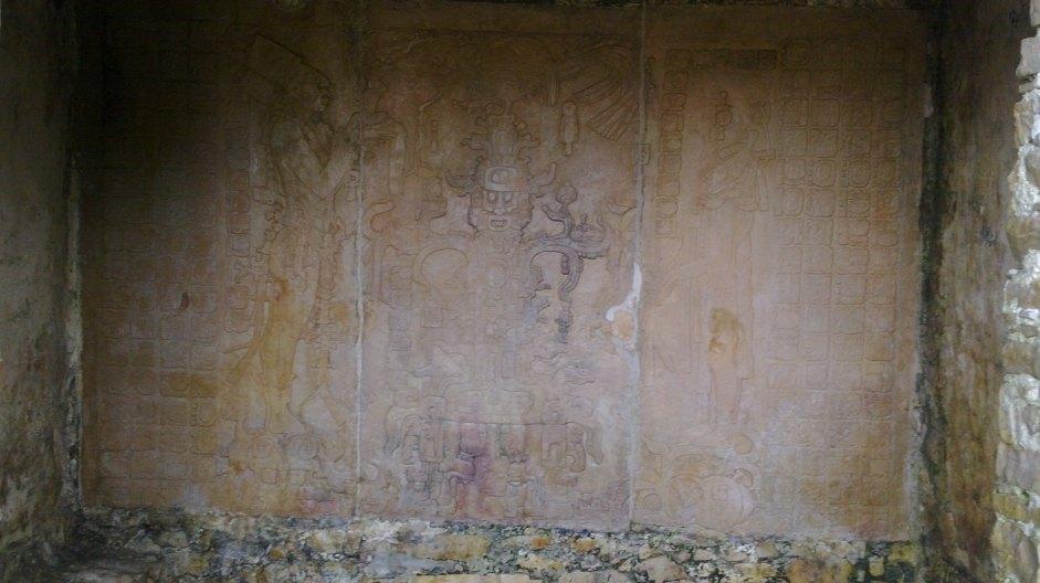 Estela de Kan Balam II
