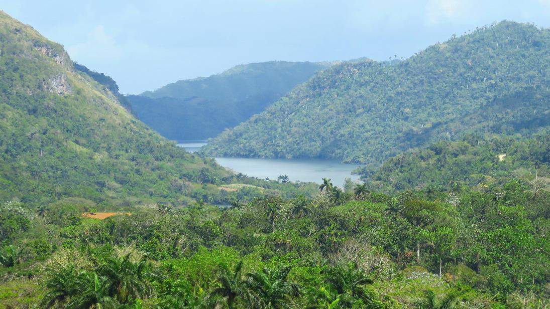 Río El Mamey.