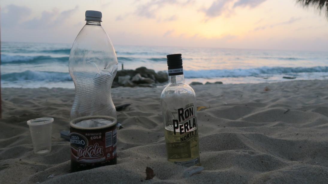 Playa Caribe.
