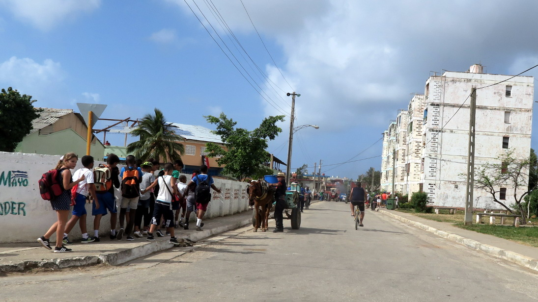 Calles de Trinidad.