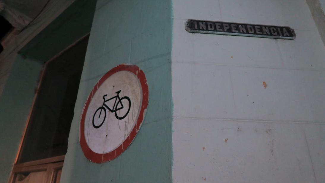 Bulevar Independencia.