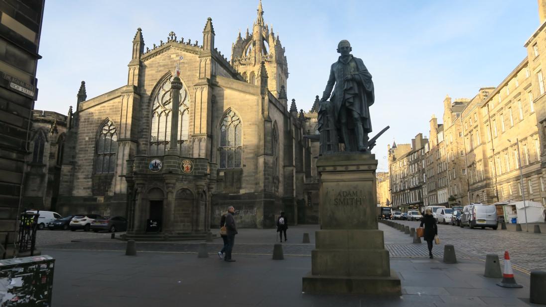 Adam Smith.
