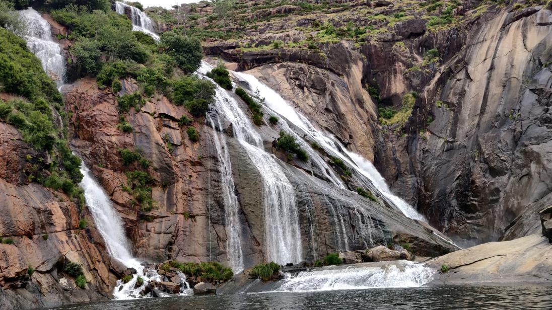Cascada de Ézaro.