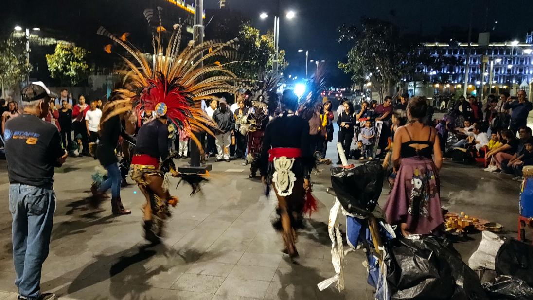 Danzantes del Zócalo