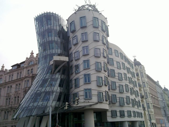 Casa danzante