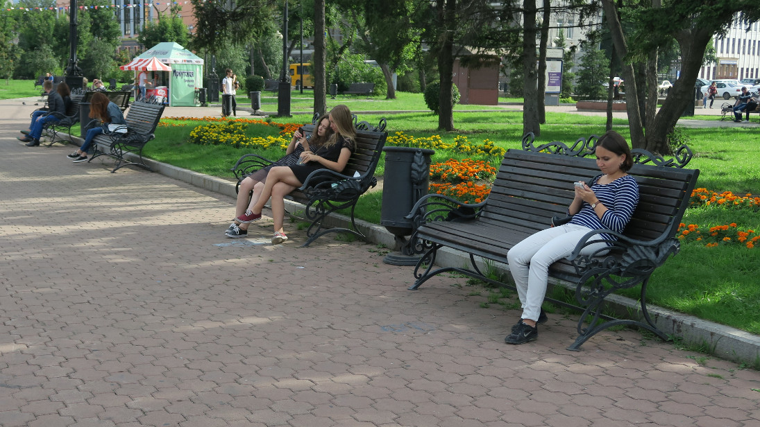 Plaza Kirov.