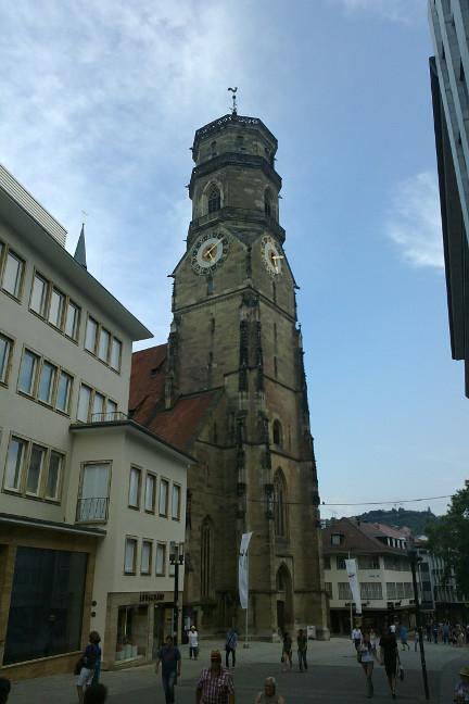 Stiftskirche.