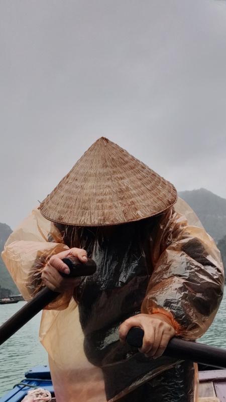 Barquera en Vịnh Hạ Long