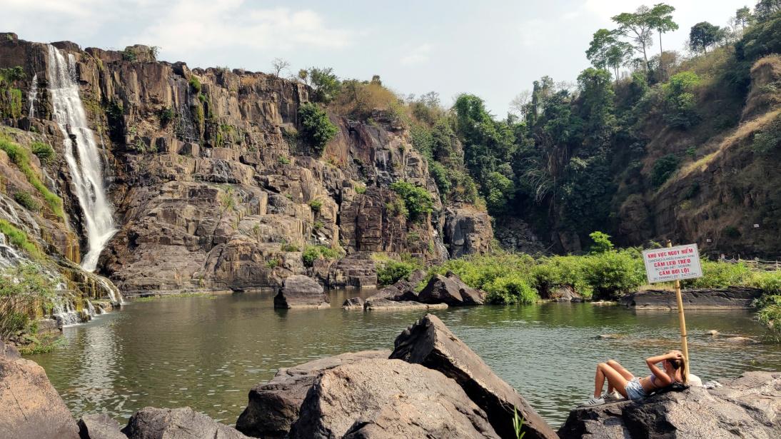 Cascadas Pongour