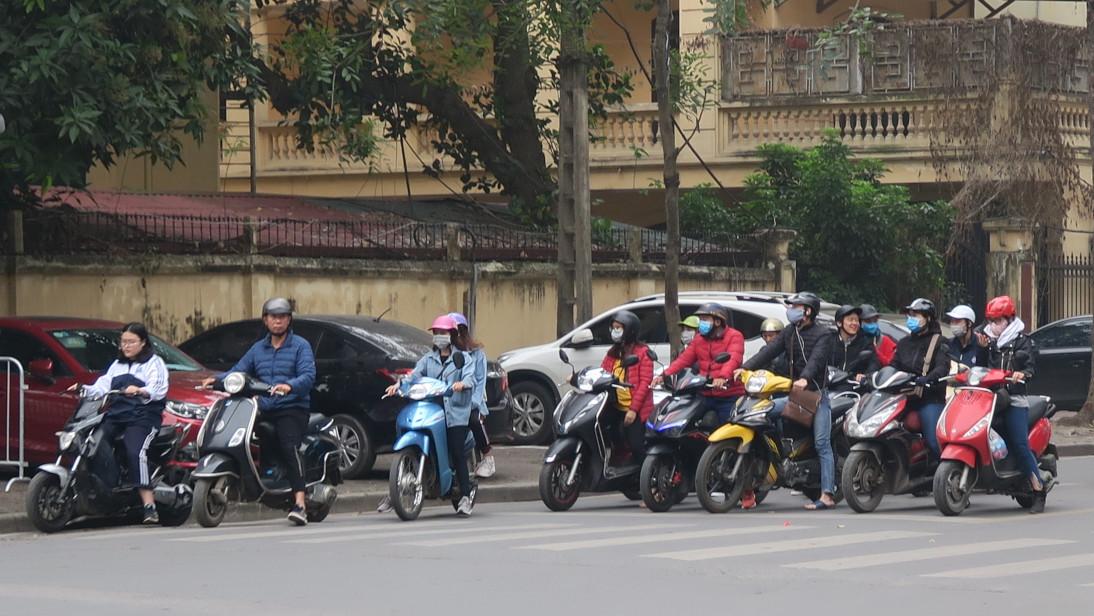 Calles de Hà Nội.