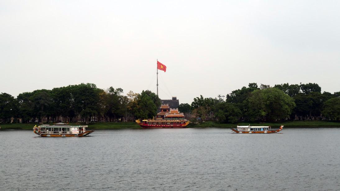 Sông Hương (Río Perfume) en Huế