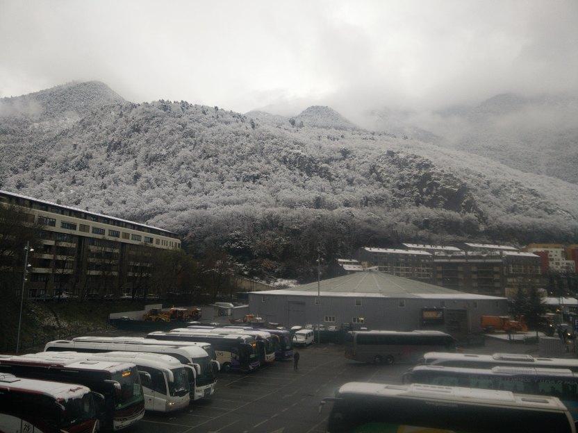 mañana nevada