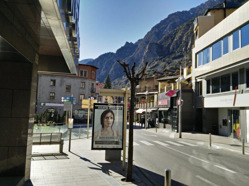 Julieta Venegas y Andorra