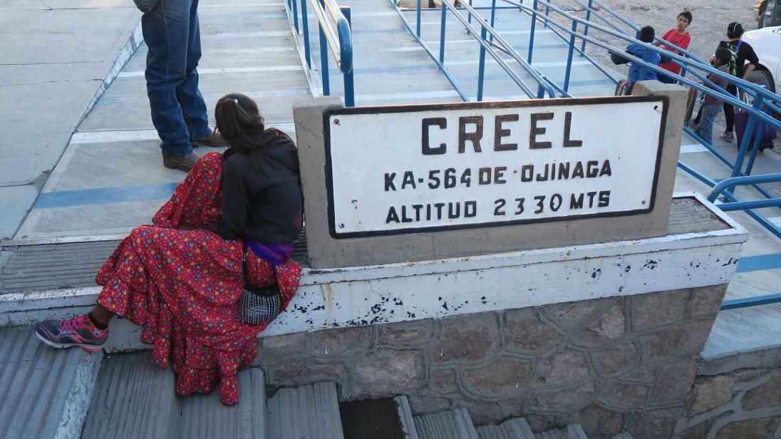 Estación de Creel