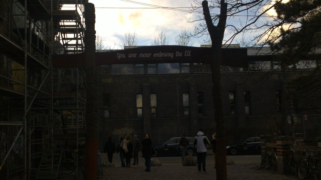 Fristaden Christiania.