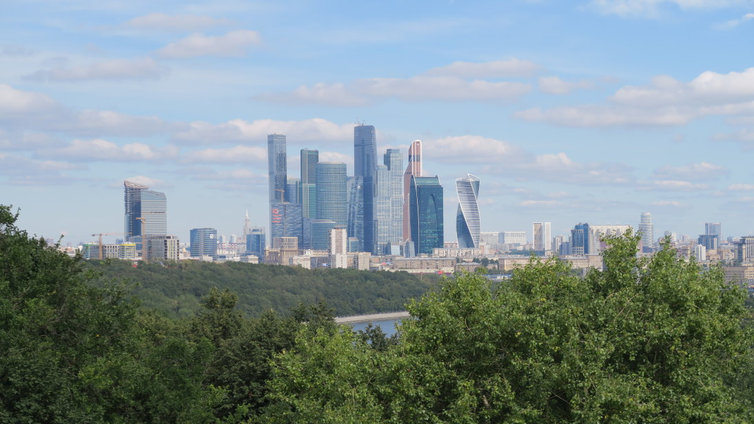 Moscow-City (ММДЦ)