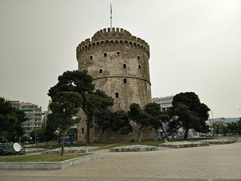 La Torre Blanca de Tesalónica
